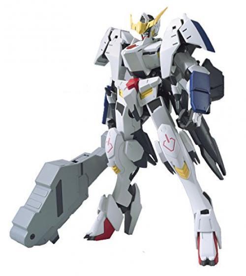 Nuevo Bandai 1/100 Gundam Barbatos 6th Forma Maqueta de Plástico en Kit