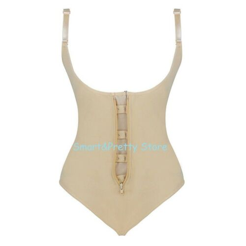 Girdle Colombian Faja W//Zipper Termo Reductor Adelgaza Fajate Perfect for Dress