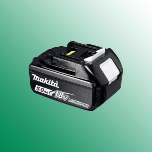ORIGINAL Makita-Wechsel-Akku BL1850B LED-Anzeige, BL 1850 B  Neu