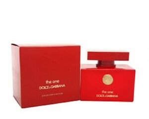 4da2b4483322 THE ONE Red Dolce Gabbana EAU DE PARFUM SPRAY 2.5 OZ / | eBay