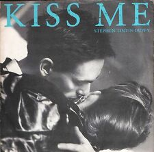 "STEPHEN TINTIN DUFFY kiss me TIN 2 near mint disc uk 1985 7"" PS EX/EX"
