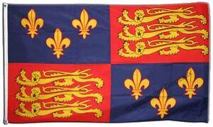 Drapeau Royaume-Uni Royal Banner 1485-1547 Henri VII et Henri VII britannique 90 - Hagen, Deutschland - Drapeau Royaume-Uni Royal Banner 1485-1547 Henri VII et Henri VII britannique 90 - Hagen, Deutschland