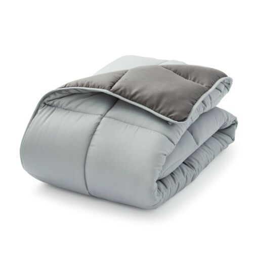 Brookside Down Alternative Reversible Quilted Comforter