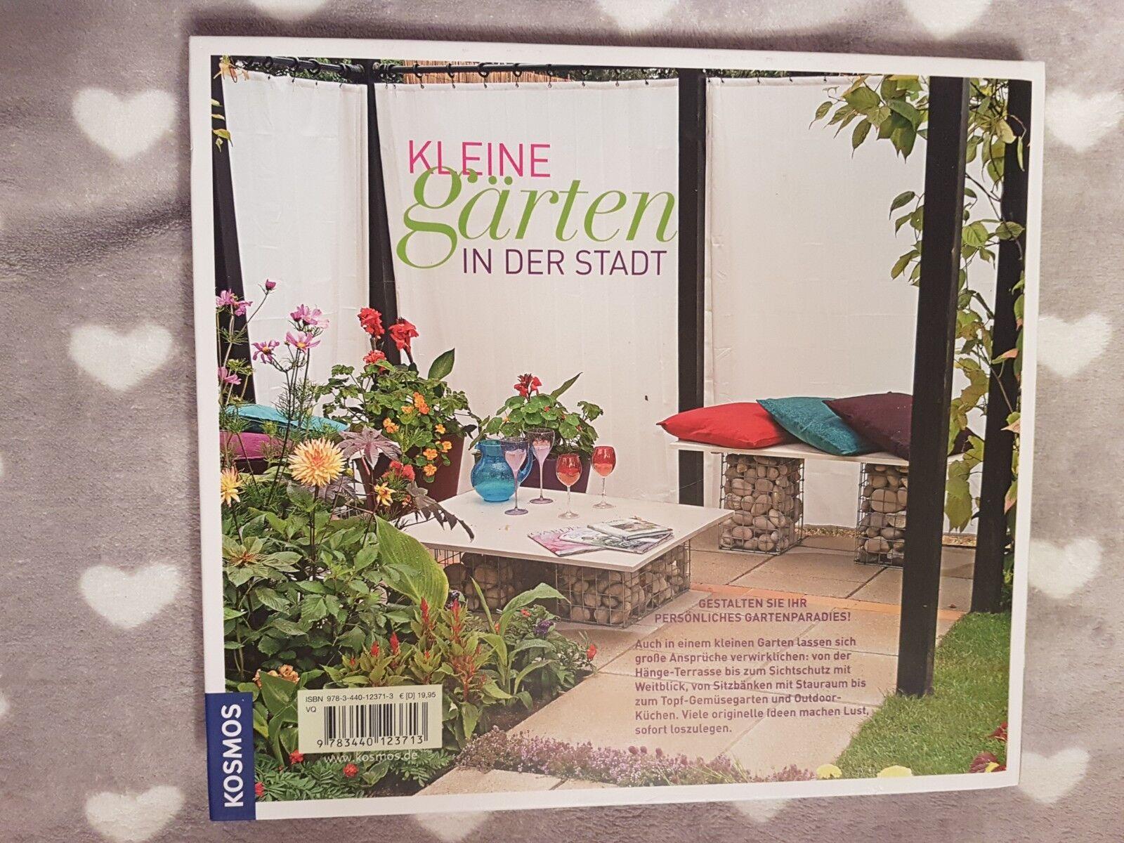 Kleine Gärten In Der Stadt Von Martin Schröder 2011 Gebundene