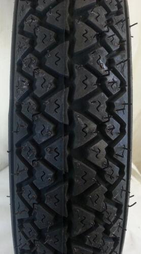 Rad Komplett 3.00-10 vespa mit Getriebe 50//125 CC 4 Jahreszeiten Michelin S83