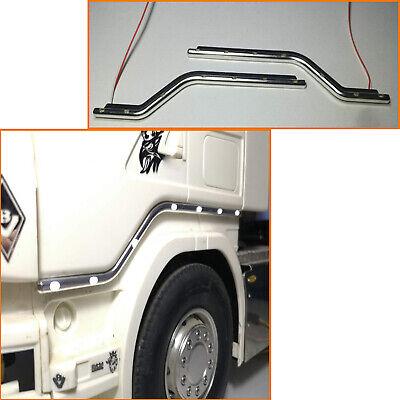 LED Door Light Side Lamp for Tamiya 1//14 Scania r620 56323 r730 r470 RC Truck