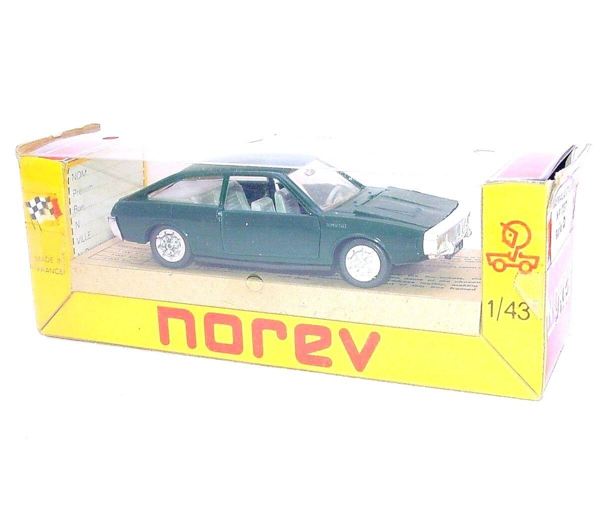 Norev Francia 1 43 Renault 15TX Serie D 2-sports Puerta Hatchback 167 sin usar y en caja sellada' 75 Rara