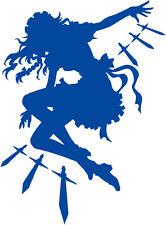 Touhou Project Sakuya Izayoi Character Decal sticker