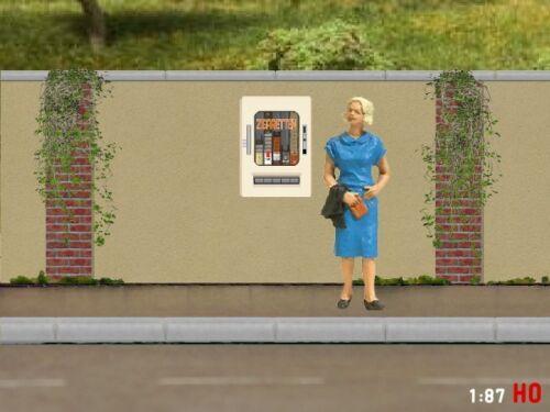 H0 Zigarettenautomat Tabakautomat Epoche III DDR DR Modellland 1008-8 1:87