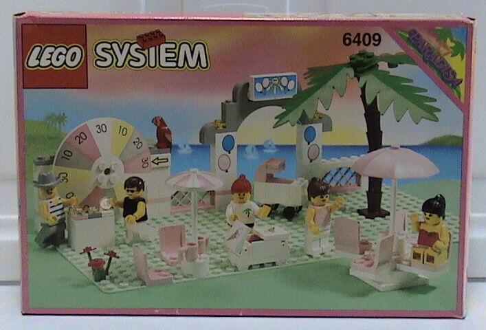 Lego Town Paradisa 6409 Island Arcade  NEW SEALED