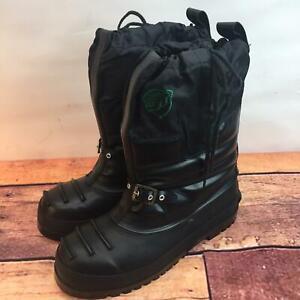 Men's Arcticwear Winter Boots Black