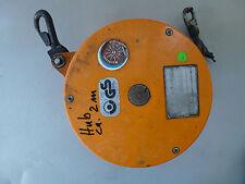 Kromer 7230-1 Balancer Federzug Rückholer Gewichtsausgleicher 3-5 KG Hublänge 2m