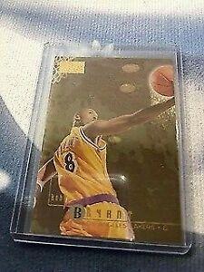 1996 Kobe Bryant PREMIUM SKYBOX RC #55