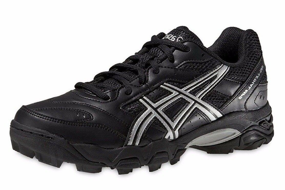 Mens Asics Asics Gel Lethal MP5 P230Y Black Black Lace Up Hockey Trainers Seasonal price cuts, discount benefits