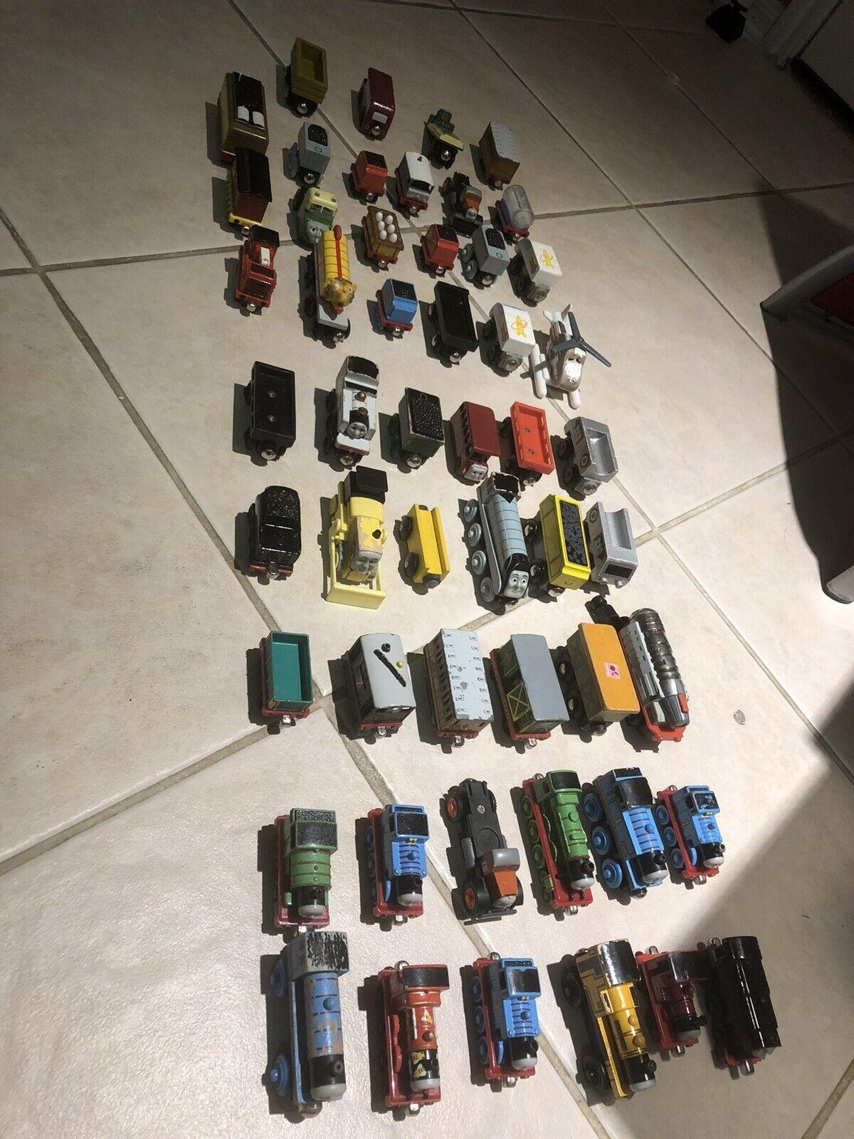 Lot of 52 Thomas the train
