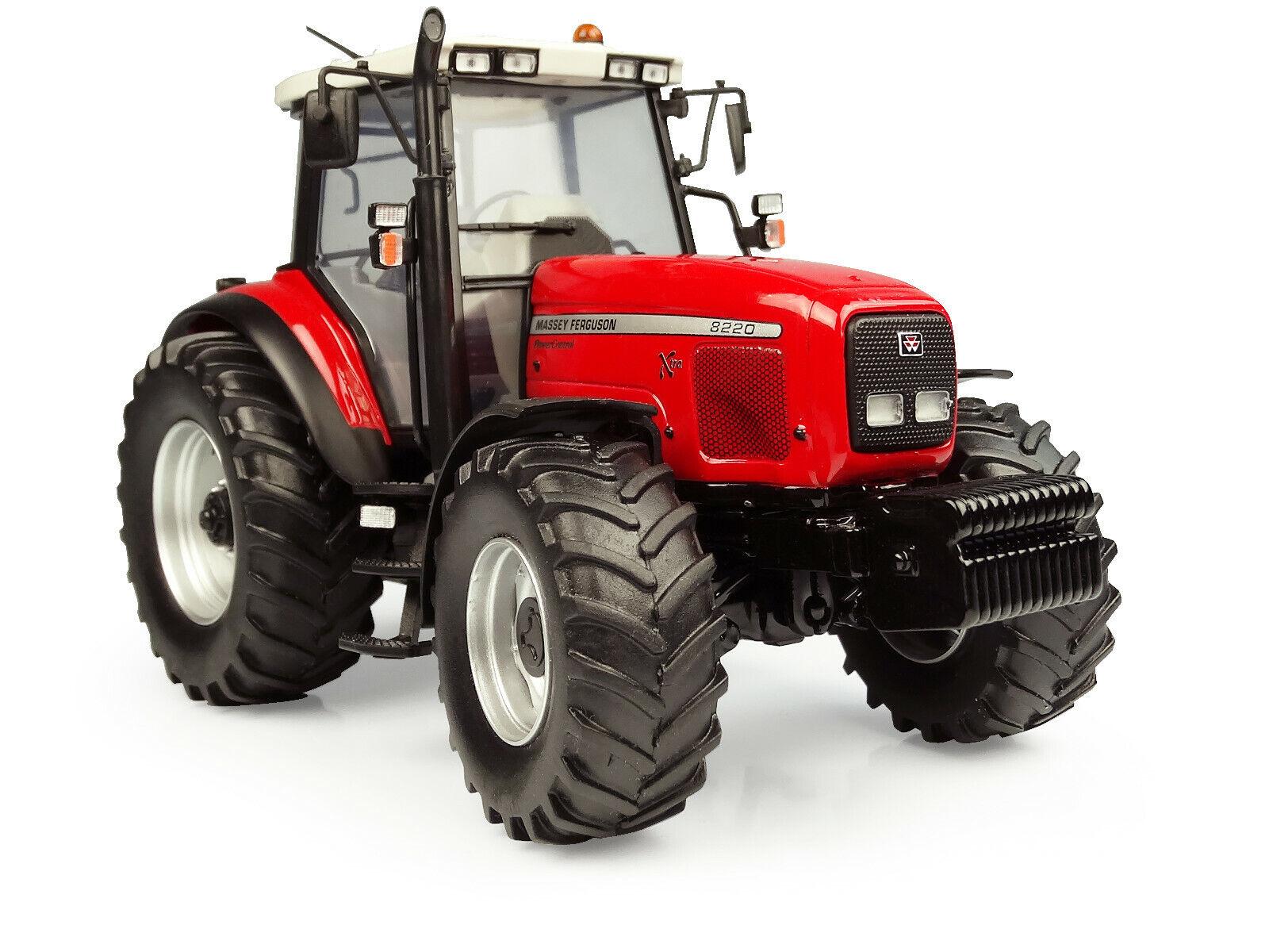 5331 Massey Ferguson 8220 Xtra, 1 32 Universal Hobbies