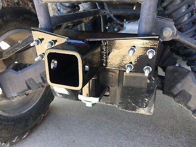 """2/"""" ATV Receiver Hitch for 2016-2019 700-450 Yamaha Grizzly Most Heavy Duty!"""