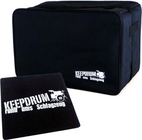 Pad CP-01 Sitzauflage Keepdrum CB-01 Cajon Gig Bag Tasche Cajontasche