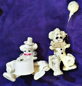 VTG-LOT-OF-2-BLACK-AND-WHITE-PAPER-MACHE-CLOWNS-MADE-IN-MEXICO