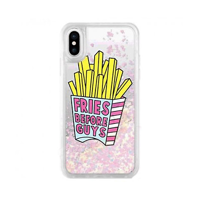 NEW Apple iPhone X Casetify Fries before Guys Phone Case