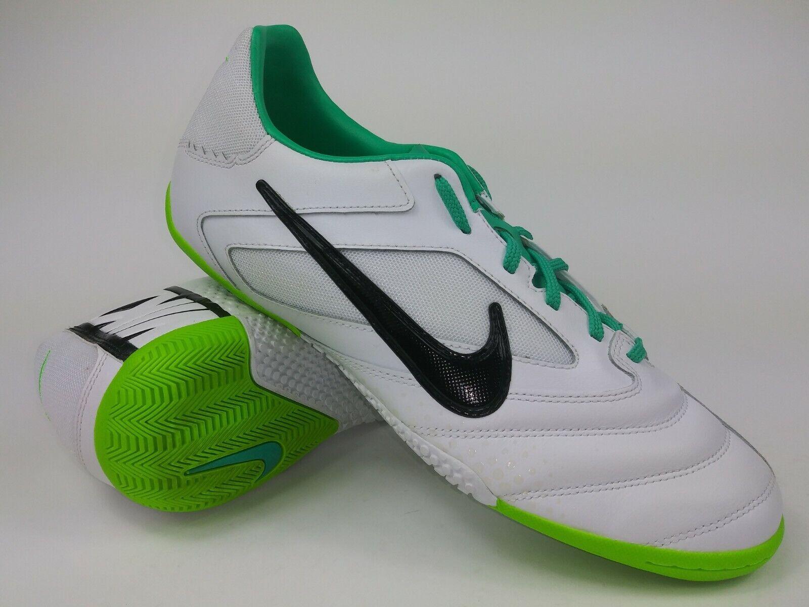 Rare nike 5 elastico pro 415121-103 blanc interior Hommes football chaussures