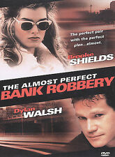 The Almost Perfect Bank Robbery (DVD 2003) NEW Sealed, Brook Shields Dylan Walsh
