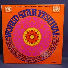 World star festival : BEE GEES / RAY CHARLES / SAMMY DAVIS / SINATRA / SUPREMES