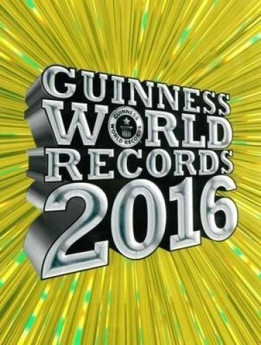 1 of 1 - Guinness World Records 2016 by Guinness World Records Limited (Hardback, 2015)