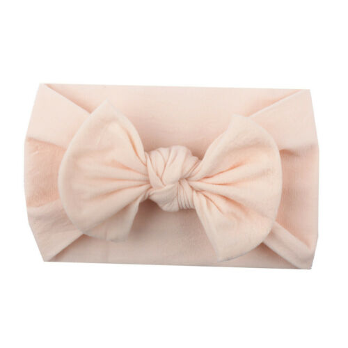 Hot Baby Bow Headband Girl Hair Band Toddler Bunny Princess Headwrap Accessories