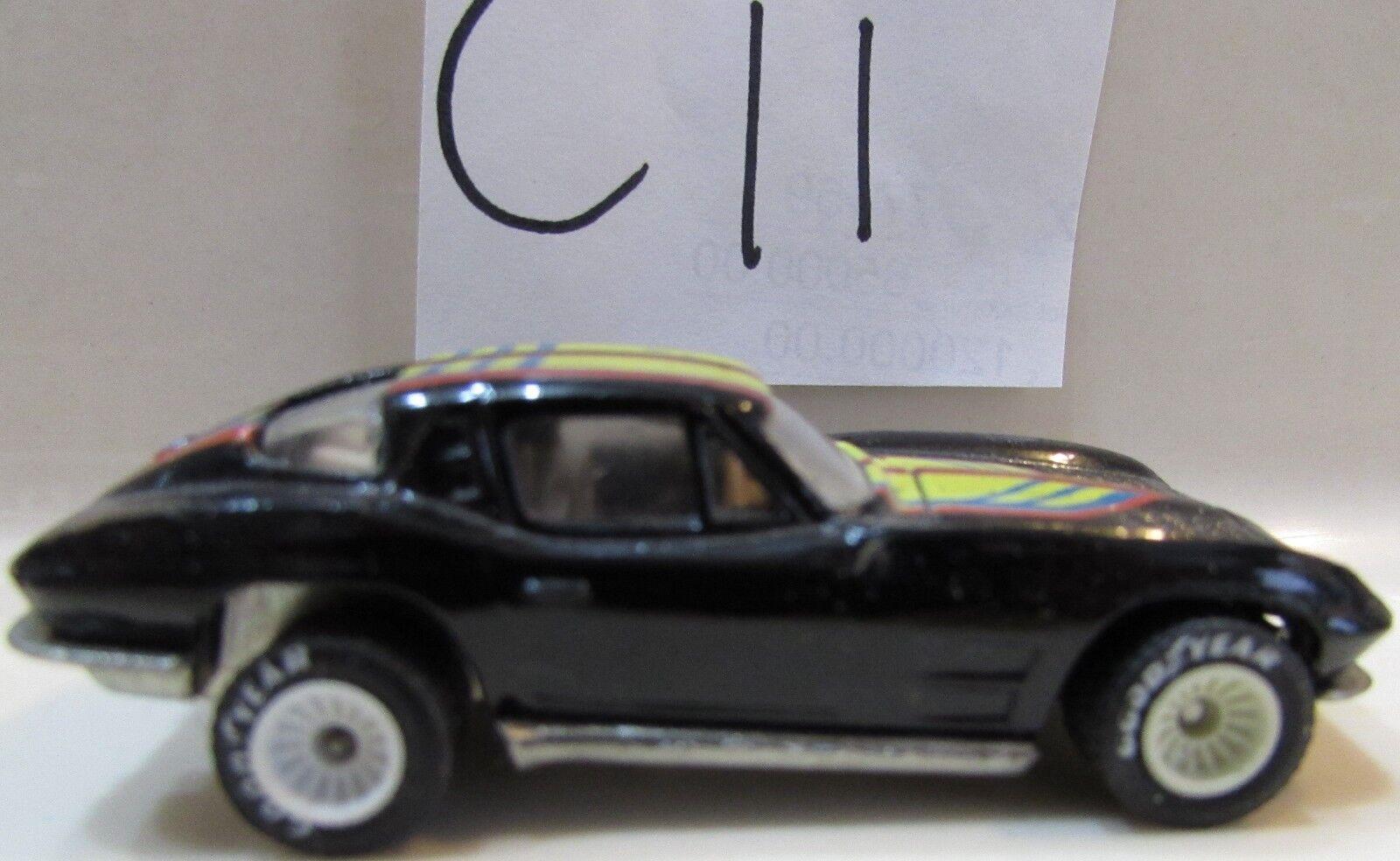 Hot Wheels 1979 Chevrolet Chevrolet Chevrolet Corvette Separado Ventana con   blancoo Rines Loose 5707ad