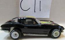 HOT WHEELS 1979 CHEVROLET CORVETTE SPLIT WINDOW W/ WHITE RIMS LOOSE