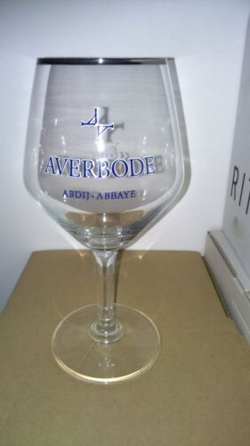 piping Silver 1x Glass 25-33 cl※ Beer AVERBODE ※ COLLECTION Glass walk