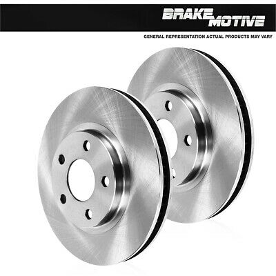 Brake Pads Include Hardware Front Disc Brake Rotors and Ceramic Brake Pads for 2015 Buick Verano With Two Years Manufacturer Warranty