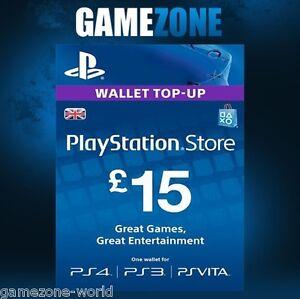 Playstation Store Uk : playstation network 15 gbp 15 pounds psn store card key ps4 ps3 psp uk ebay ~ Yasmunasinghe.com Haus und Dekorationen