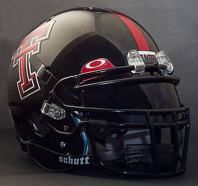 *CUSTOM* MICHIGAN WOLVERINESNCAA Schutt XP Authentic GAMEDAY Football Helmet
