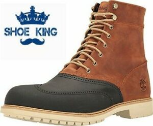 Timberland-Men-039-s-Stormduck-Waterproof-Leather-6-034-inch-Duck-Boots-Shoes-A17XT-USA