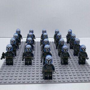 20x-Mandalorian-Troopers-Mini-Figures-LEGO-STAR-WARS-Compatible