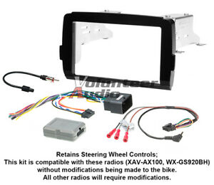 s l300 2014 17 harley double din radio install adapter dash kit thumb harley radio wiring harness at readyjetset.co