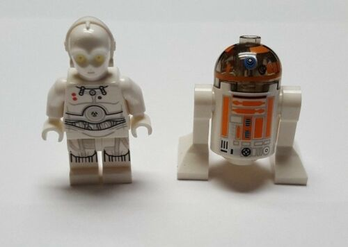 2 LEGO Star Wars MiniFigures K-3PO & R3-A2 From Set 75098 new lot