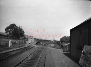 PHOTO-ABERCWMBOI-HALT-RAILWAY-STATION-GWR-TAFF-VALE-TVR-HALT-IN-1922