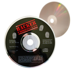 Nearly-New-RARE-The-Hacker-Chronicles-Volume-2-1994-PC-CD-ROM-XclusiveDealz