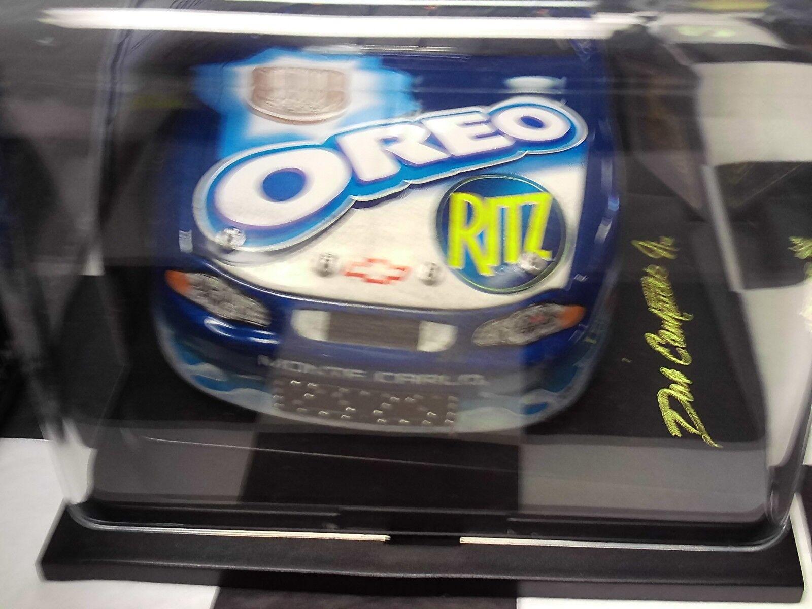Dale Dale Dale Earnhardt Jr  3 Oreo Ritz 2002 escala 1 24 Diecast Revell Nuevo en caso de coche b3a4fc