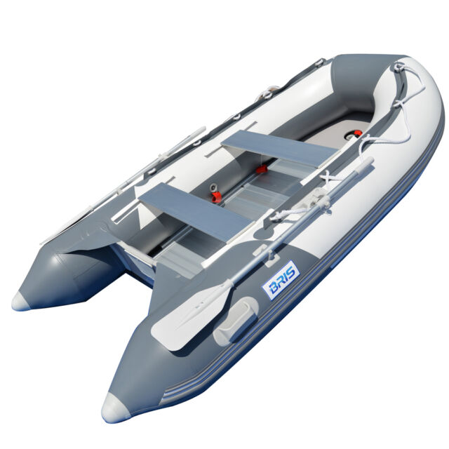 3 0M Inflatable Boat Inflatable Dinghy Yacht Tender Raft With Aluminum Floor