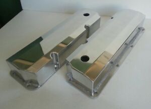 Ford-Cleveland-302-351-V8-Sheet-Alloy-Fabricated-Valve-Rocker-Covers