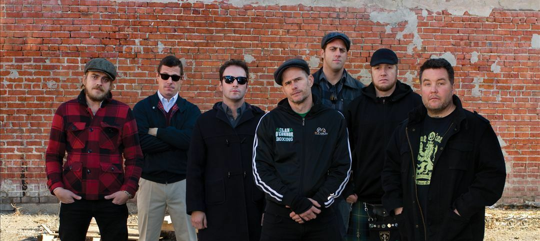 Dropkick Murphys with The Interrupters and Blood or Whiskey