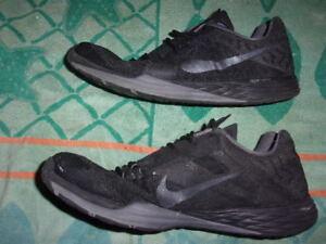 Nike TRAINING DUAL FUSION BLACK SHOES