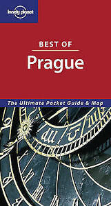 034-VERY-GOOD-034-Prague-Lonely-Planet-Best-of-Watkins-Richard-Book