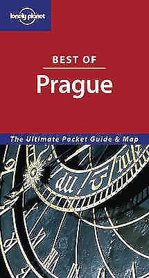 """AS NEW"" Prague (Lonely Planet Best of ...), Watkins, Richard, Book"