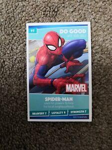 3-for-2-97-Sainsbury-039-s-Disney-Heroes-Trading-Cards-Disney-Spiderman-Marvel