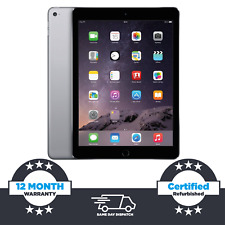 Apple iPad Air 1st Generation 16GB 9.7in WiFi Tablet in Space Grey - UK Seller